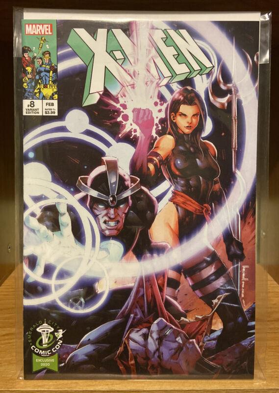 Marvel Comics X-MEN #8 ECCC 2020 Exclusive Sealed NM-M
