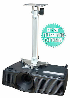 Projector Ceiling Mount For Optoma Eh330 Eh331 Gt760a Hd1...