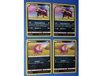 Pokemon Sonne und Mond Ultra-Prisma 76//156 Skuntank