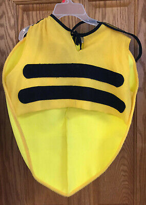 Bumble Bee Halloween Costume Toddler Child Size Small Outfit Yellow & Black](Toddler Halloween Costumes Bumble Bee)
