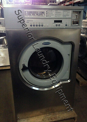 Wascomat E655 Giant Washer-extractor Coin 55lb 220v 3ph Reconditioned