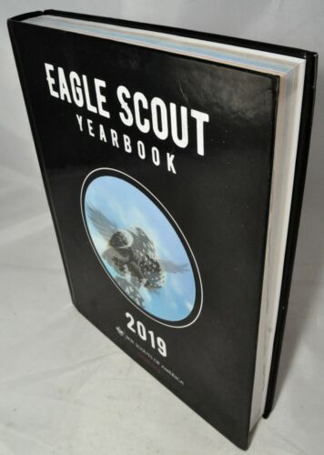 Eagle Scout Yearbook 2019 Boy Scouts of America nesa UNUSED