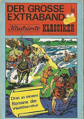 Illustrierter Klassiker Sammelband Nr.1 ( Der große Extraband ) / BSV