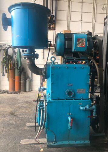 Kinney KT 500D Rotary Piston Vacuum Pump - Used
