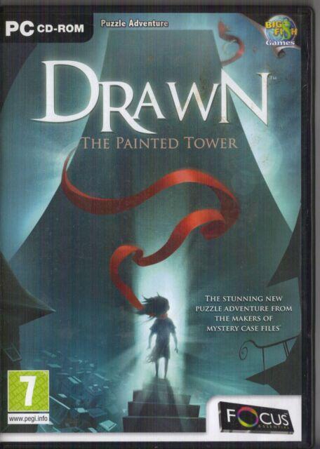 Drawn The Painted Tower (PC: Windows, 2009) - European Version