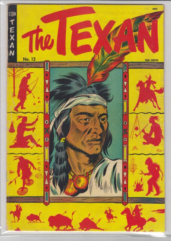 TEXAN  #12