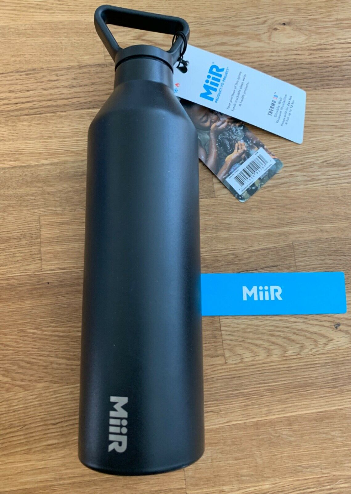 MiiR Vacuum Insulated Bottle Thermo 3D Double Wall Bottles -