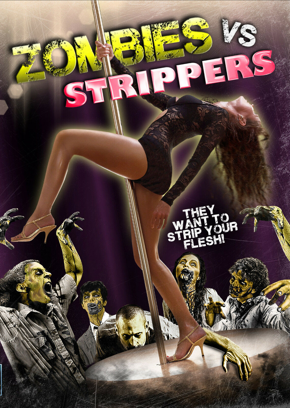 Women sex zombies vs striper nude bikini top