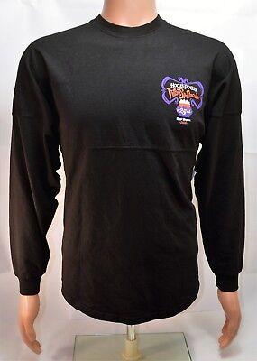 Disney Halloween Party Hocus Pocus Amuck Spirit Jersey Sweater Shirt Sz X Small