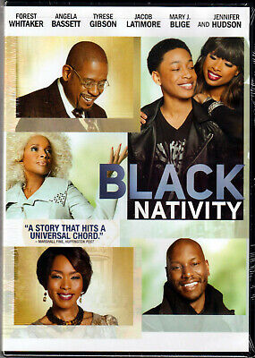 BLACK NATIVITY The MOVIE on a DVD of CHRISTMAS Holiday & CHRISTIAN Music MUSICAL ()