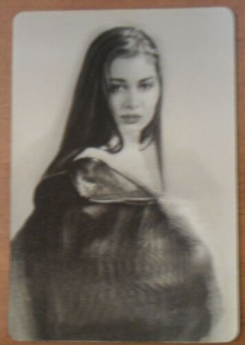 1995 MAGIC MOTION 3D Card, Handout, From a Trade Show, Convention, Optigraphics