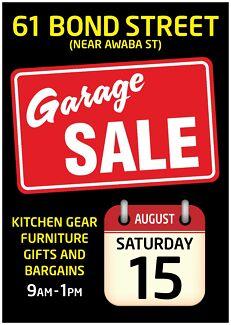 classifieds garage sales local fling Western Australia