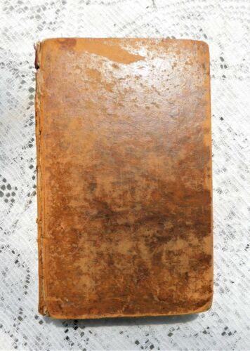 PUBLISHED 1828 THEORY AND PRACTICE OF SURVEYING ILLUST W COPPER PLATES & FOLDOUT