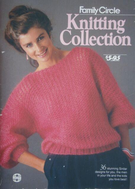 Family Circle Knitting Collection Knitting Patterns