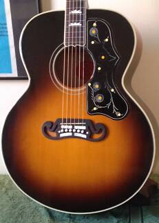 Gibson SJ-200 Vintage Sunburst 1997