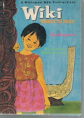 Wiki wants to Read 1968 HC BOOK for sale  Shipping to India