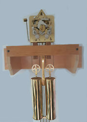 Wall Mounted Clock Movement Holder / Test Stand