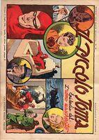 L'uomo Mascherato Il Piccolo Toma Albi Grandi Avventure 12 ( 1946 ) Originale -  - ebay.it
