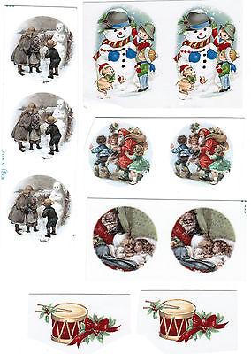 Керамическая Decals Lot Winter Christmas New