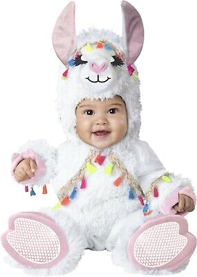 Infant Animal Costumes (Infant Baby Llama Animal Costume)