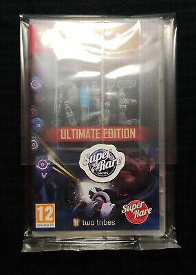 RIVE limited jeu console NINTENDO SWITCH super rare run games