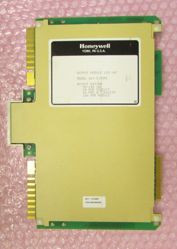 HONEYWELL 621 2150RC 115VAC Output Module