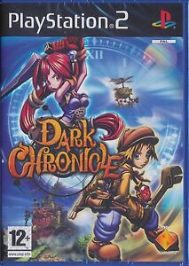 Dark Chronicle PS2 - New Sealed