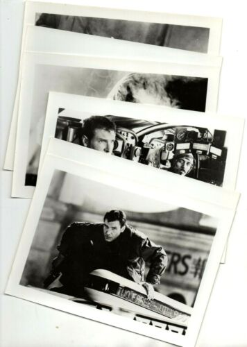 Blade Runner 1982 Original set of 6 Stills Promotional Press Movie Photos