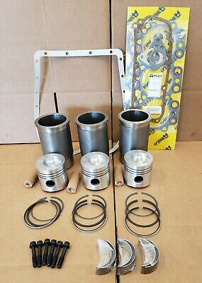 John Deere 3.152d In-frame Engine Overhaul Kit - 510 820 1020 300 301 350a Late