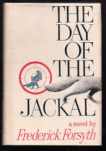 Frederick-Forsyth-The-Day-of-the-Jackal-1971-Taiwan-Edition-in-Dustwrapper
