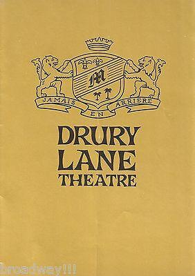 "Noel Coward ""FALLEN ANGELS"" Joan Bennett 1965 Drury Lane, Chicago Playbill"
