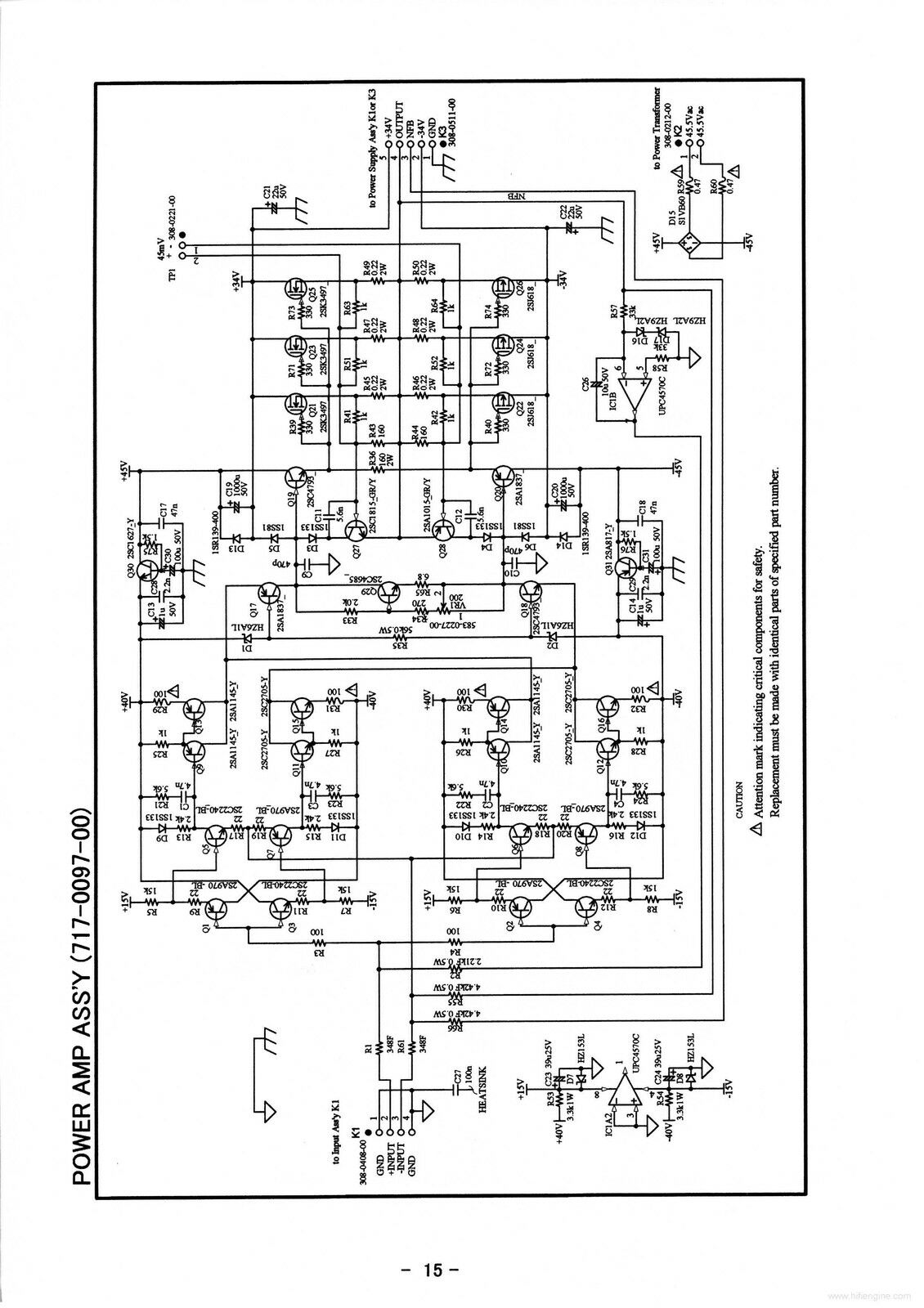 ultimate accuphase operation repair service manual schematics 340
