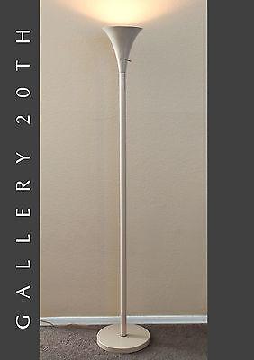 CLEAN! MID CENTURY MODERN LAUREL TORCHIERE FLOOR LAMP! VTG 60'S EAMES LIGHT 50'S for sale  Scottsdale