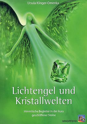 LICHTENGEL UND KRISTALLWELTEN - Ursula Klinger-Omenka BUCH