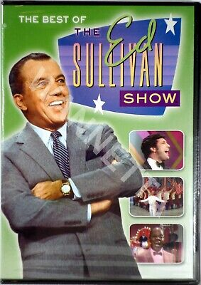 The Best of the Ed Sullivan Show 3 DVD Set, Nearly 4 Hours