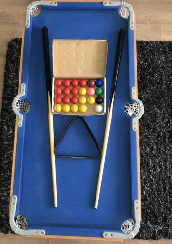 Small Pool/ Snooker Table