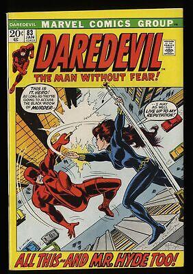 Daredevil #83 VF- 7.5 Marvel Comics