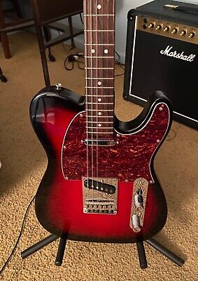 Squier Standard Telecaster Antique Burst