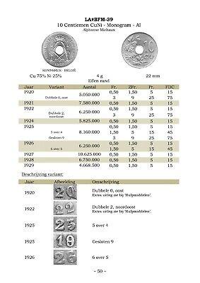 Muntencatalogus en bankbiljettencatalogus van België en Belgisch Congo