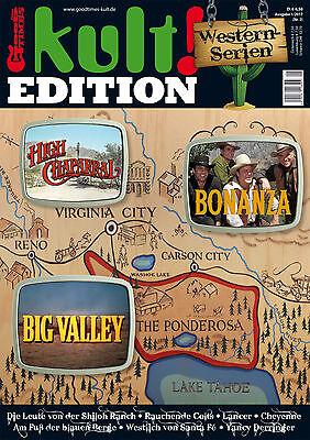 GoodTimes kult Westernserien Bonanza, Rauchende Colts, Big Valley, Shiloh Ranch