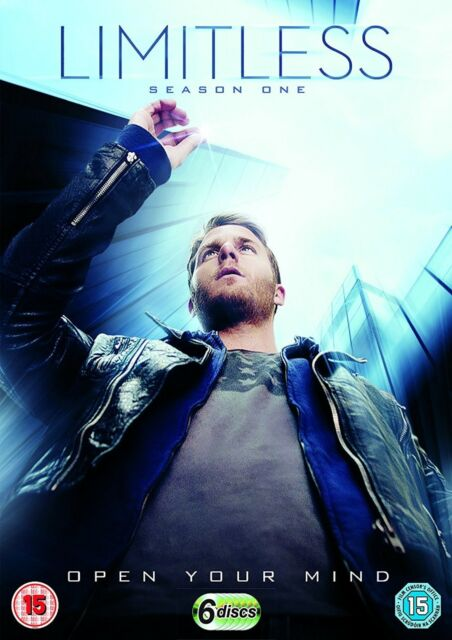 Limitless Complete Series 1 DVD All Episode First Season Original UK Release NEW