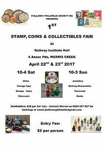 Collectables Fair Werris Creek Liverpool Plains Preview