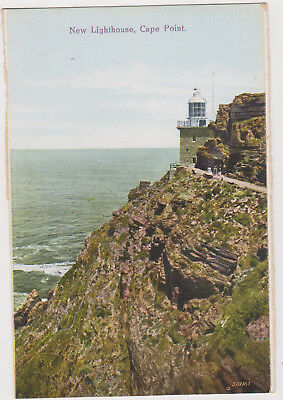 New Lighthouse   Cape Point   South Africa   1900 1910S