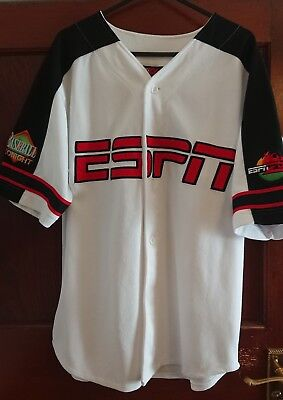 ESPN Baseball Night Jersey  Xlarge Youth