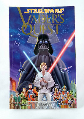 Star Wars Graphic Novel TPB Vader's Quest Lot22