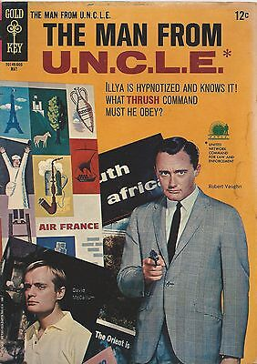 The Man From Uncle May 1966  6 Very Good Condition