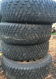 Used Goodyear Ultra grip P185/70R14 - Reduced Price!