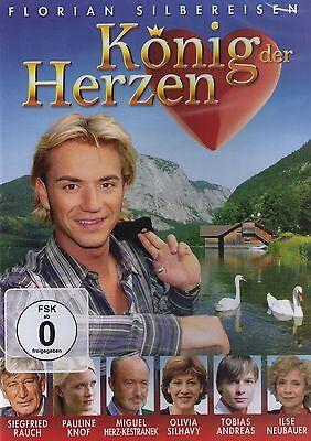 DVD NEU/OVP - König der Herzen - Florian Silbereisen & Siegfried Rauch