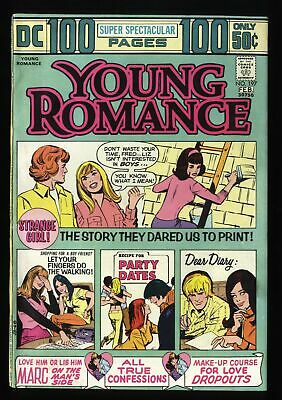 Young Romance #197 VF 8.0