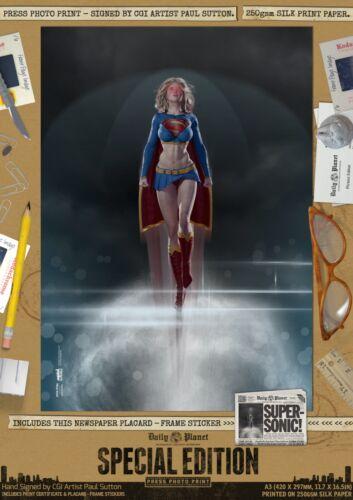 Supergirl SEXY DC
